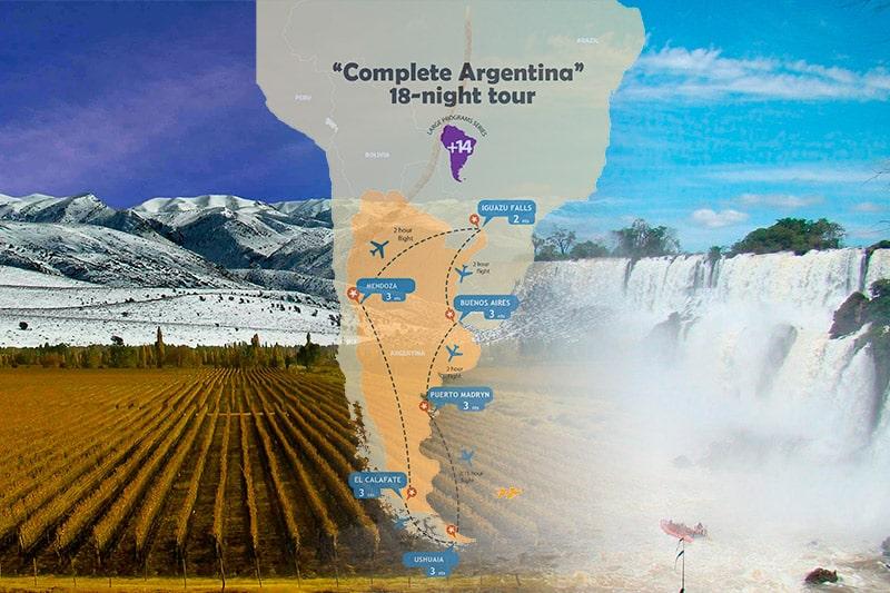 Complete Argentina