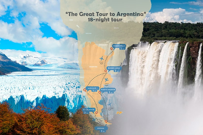 The Great Tour to Argentina